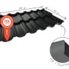 Finnera modulaire dakpanplaten SDS Ommen
