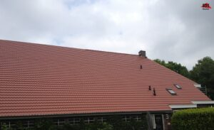 Modulaire dakpanelementen SDS Ommen