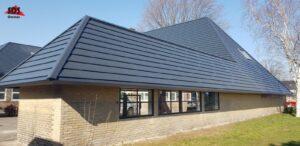 Renovatiedak SDS Ommen Hyygge dakpanelementen