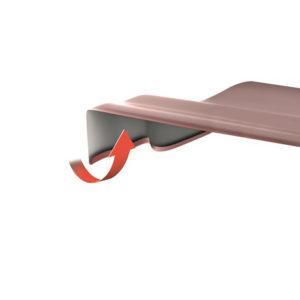 front edge bending