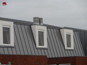 Nieuwbouwwoning Zaandam classic felsbanen ruukki