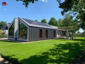 Shifted House met felsbanen SDS Ommen