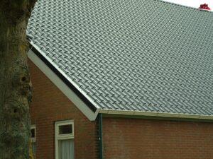 Woonboerderij Euro Elite dakpanplaten